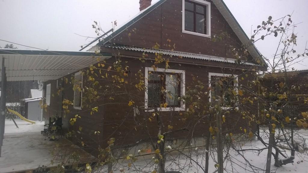 Купить металлический сайдинг в Томске. Смотреть цены.